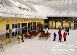 Zima w Świeradowie Zdroju -