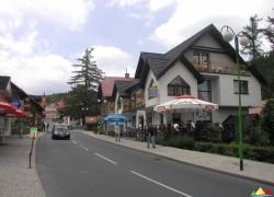 ulice Karpacza -