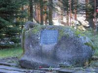 Cmentarzyk Le�ny w Borowicach