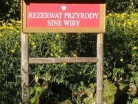 REZERWAT 'SINE WIRY'