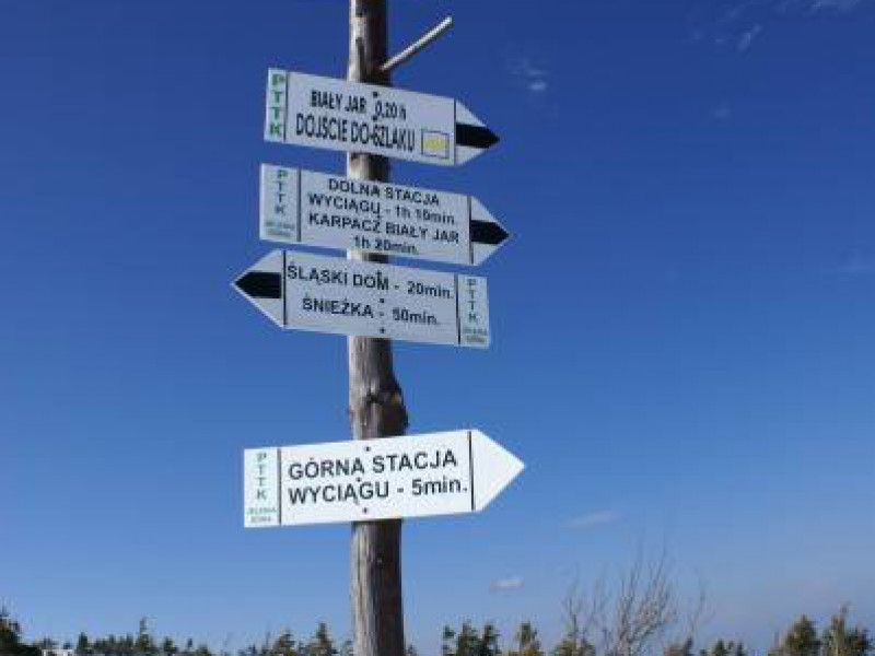 na szlaku Karpacz