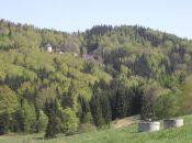 Kaplica �w. Anny widok z drogi Sosn�wka - Karpacz