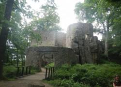 Zamek Bolczów -